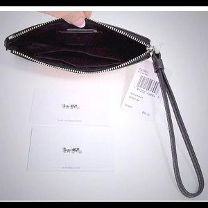 Coach Bags - Coach Ltd Pepsi Wristlet Wallet Bag NWT